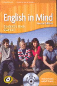 (ed.esp).(11).(st).english in mind starter.(st+dvd rom)