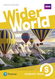 wider world starter students' book 2017