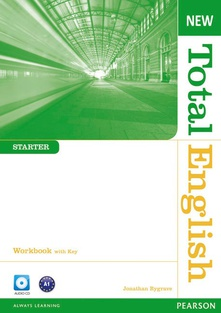 (12).new total english starter (workbook+cd)