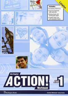 Burlington action 1ºeso workbook Catalán
