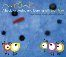 A book for playing and learning with Joan Miró