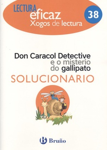 Don caracol detective e o misterio do gallipato (solucionario)