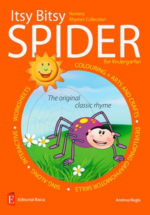 Itsy Bitsy Spider for Kindergarten