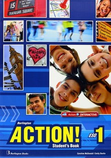Burlington action 1ºeso. Student book