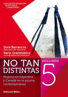 No tan distintas