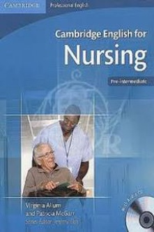 Camb.english for nursing (+cd) (pre-intermediate-interm.)