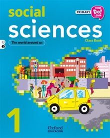 Think Do Learn Social Science 1º Primaria Libro del Alumno M