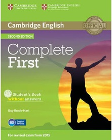 Complete first student (-key+cd) 2ªed