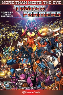 Transformers More than meets the eye nº 03/05