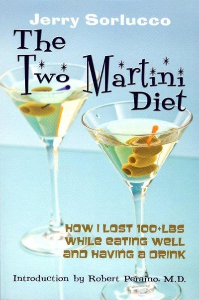 The Two Martini Diet