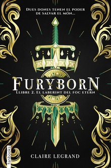Furyborn 2. El laberint del foc etern
