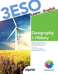 Learn in English Geography amp/ History 3º ESO