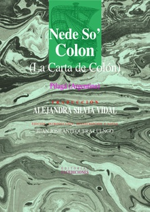 Nede So' Colon (La Carta de Colón)