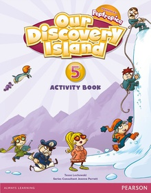 Our discovery island 5 primaria activity book pack