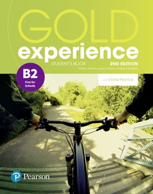 Gold experience b2 student's book +online practice