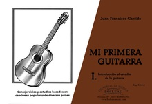 Mi primera guitarra Vol.1