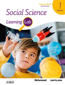 Social science 1ºprimaria. activity. learning lab