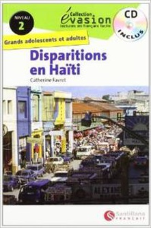 Evasion 2 pack disparitions en haiti + cd