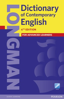 (rust).long.dict.contemporary eng.(+dvd-r)/6a.ed.monolingue
