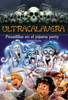 Pesadillas en el pijama party EBOOK