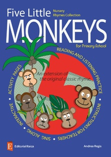 Five Little Monkeys for Primary School