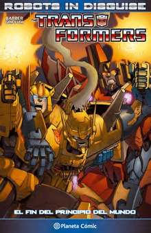 Transformers Robots in Disguise nº 02/05