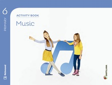 Music 6 primary activity book