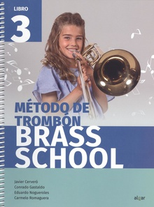 MTODO TROMBÓN 3 Music Workbook