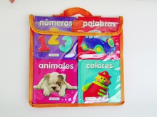 MI PRIMER PACK CHIQUITINES III Palabras, colores, números y animales
