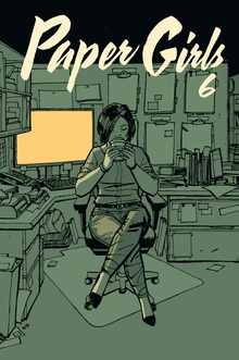 Paper Girls nº 06/30