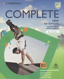 Complete first for schools.(student's book-key+online practice)