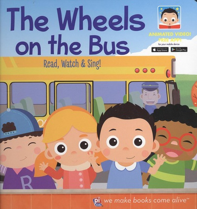 THE WHEELS ON THE BUS Read, Watch & Sing!