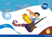 Feel music 4º primaria extra content pupil´s book
