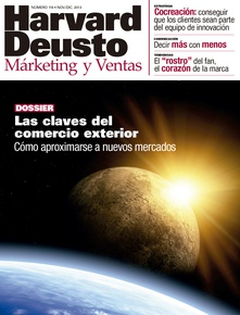 Revista Harvard Deusto Marketing y Ventas nº 119