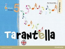 Tarantella 5 ep pack activity book 2013