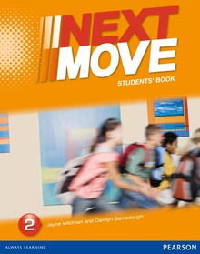 next move spain 2º eso student´s book