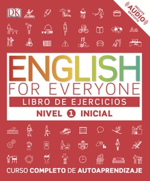libro de ejercicios nivel 1 english for everyone