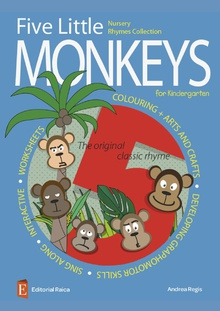Five Little Monkeys for Kindergarten