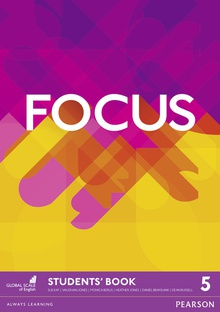Focus bre 5 students book