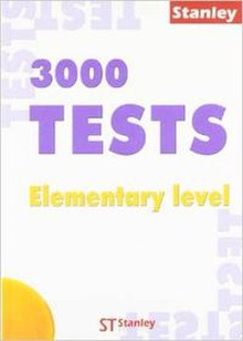 Three thousand tests elementary