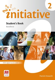 Initiative 2 students pack. Bachillerato. Edición catalán