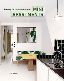 Living less than 50 m2 mini apartaments