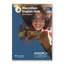 Macmillan english hub b1 student's pack