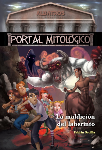 La maldición del laberinto EBOOK