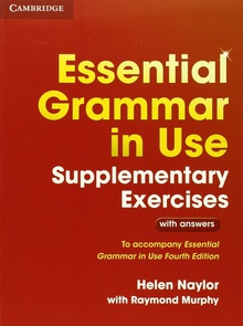 With key exercises Essential grammar use
