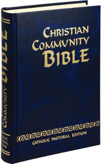 Christian Community Bible ingles.( Biblia Latinoamerica)