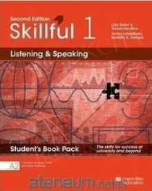SKILLFULL 1 LISTENING & SPEAKING STUDENT PREMIUM PACK amp/Speak Sb Prem Pk 2nd