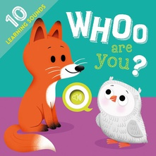 Whoo Are You? Sound book