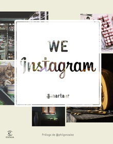 We instagram