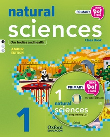 Think Do Learn Natural Science 1st Primary Students Book + C